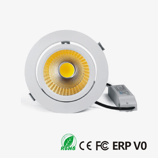 G30175 COB LED Gimbal Light