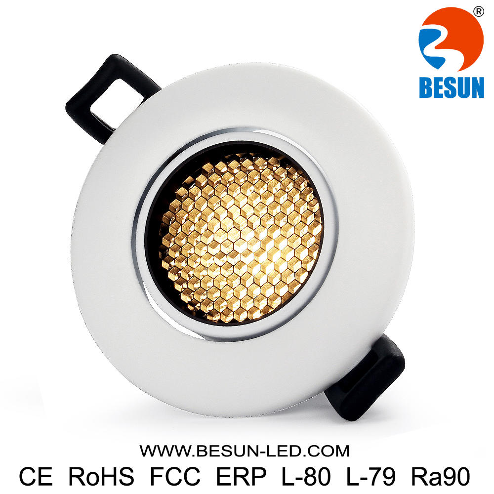 DG0775S COB LED Downlight