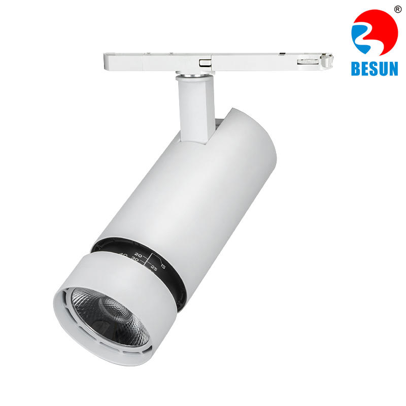 T08D COB LED Track Light