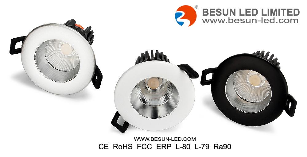 DH1295 COB LED Downlight