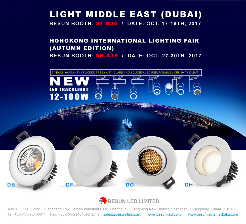 BESUN Lighting Fair